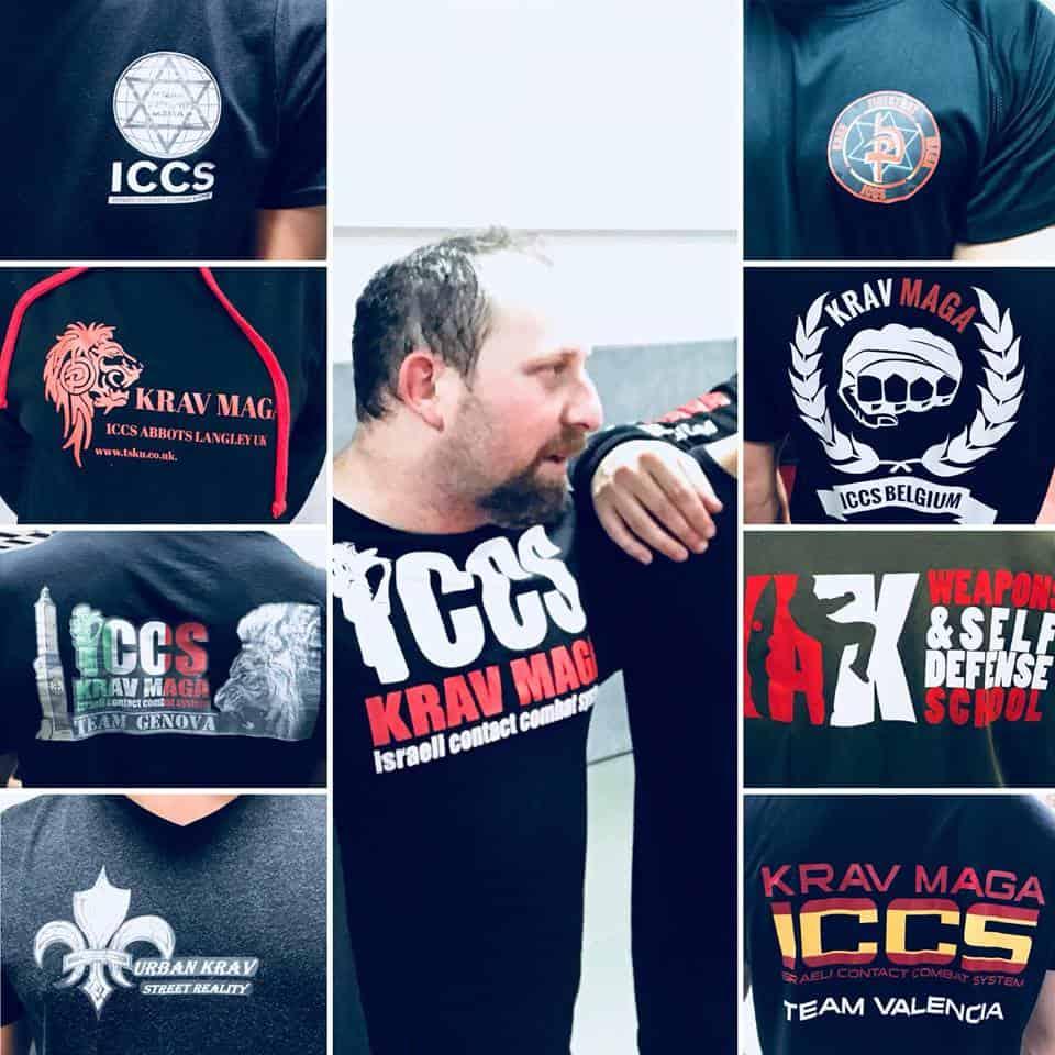 sharir richman - La fédération ICCS Krav Maga en Belgique