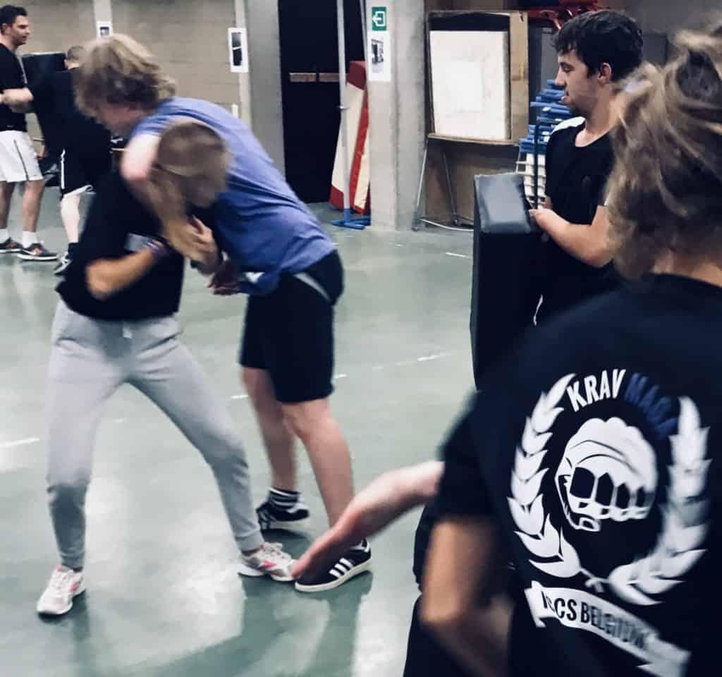 Krav maga Lasne 031120191 1024x960 - Photos - Adultes 2018