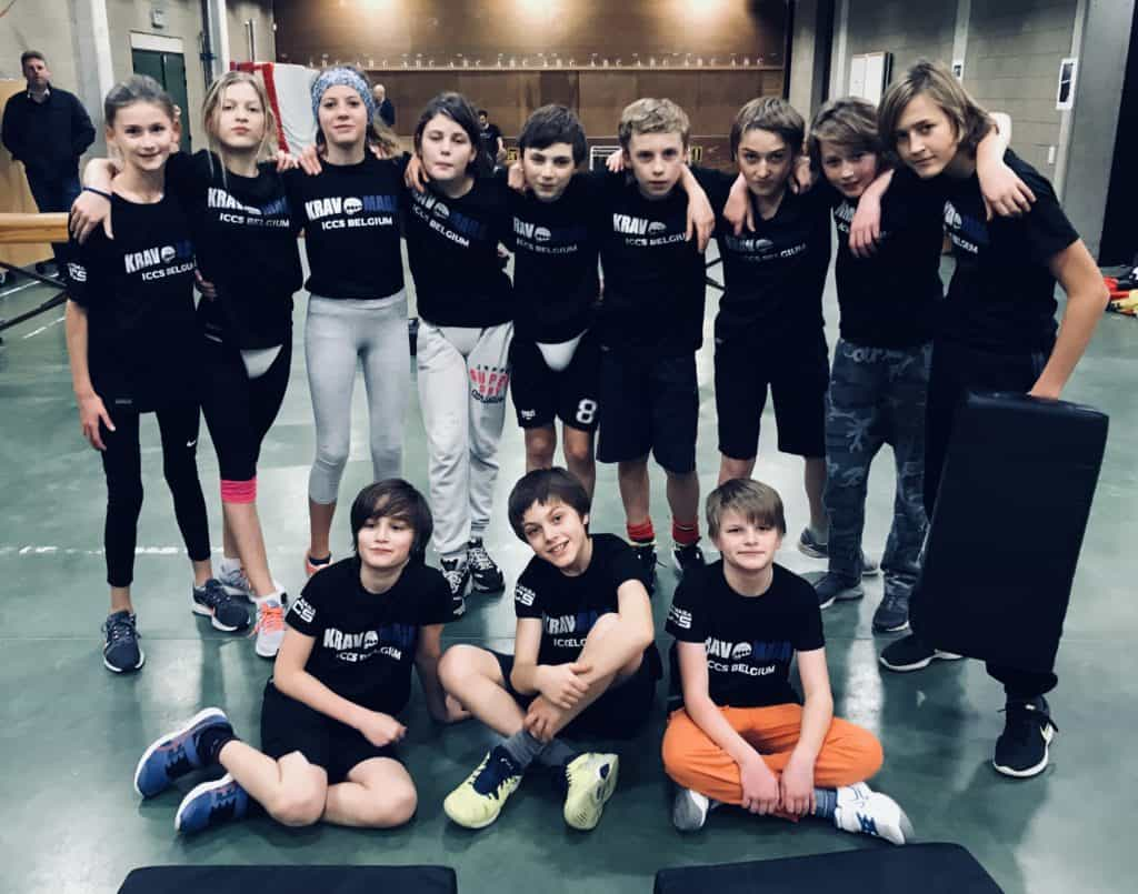 Krav maga Lasne 211220196 1 1024x805 - Photos - Enfants 2018