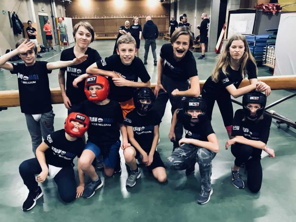 Krav maga Lasne 290119 1024x768 - Photos - Enfants 2018
