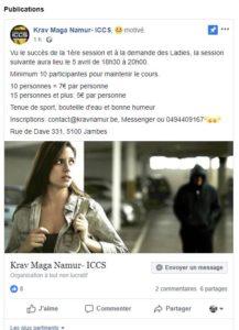 Ladies defense namur 217x300 - Ladies Defense #2 - Namur ICCS