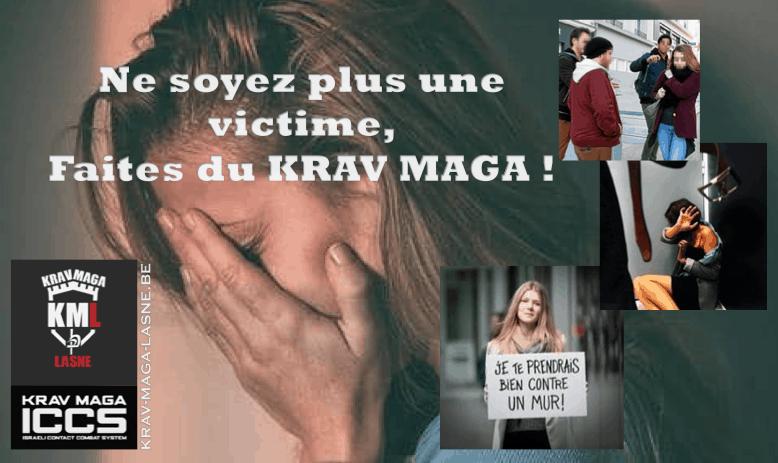 nesoyez plus unevictime kravmagalasne 01 - Un cours de self defense 100% pour les femmes !