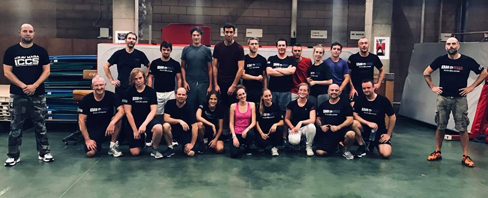 Club krav maga lasne oct 2019 - La reprise :)