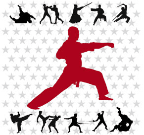 arts martiaux - Sport de combats, arts-martiaux ou self-defense
