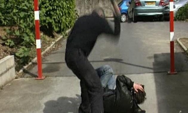 agression krav maga lasne 1 - Un agresseur, un prédateur